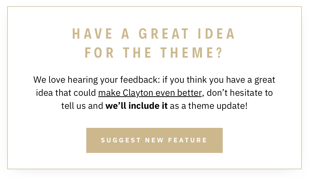 Clayton, an Elegant Theme for Photographers - 3